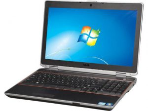 Dell E6520 standaard laptop